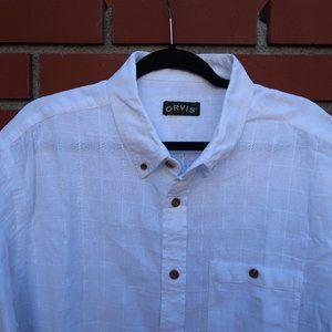 ORVIS shirt - Men's XL